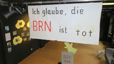 Im BRN-Museum.