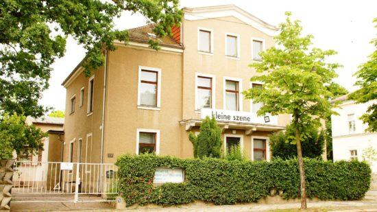 Die Villa Wigman auf der Bautzner 107 liegt im Dornröschenschlaf.