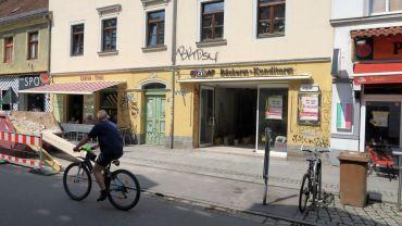 Bäckerei Graf wird umgebaut.