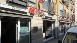 Neu auf der Louisenstraße: Café 24