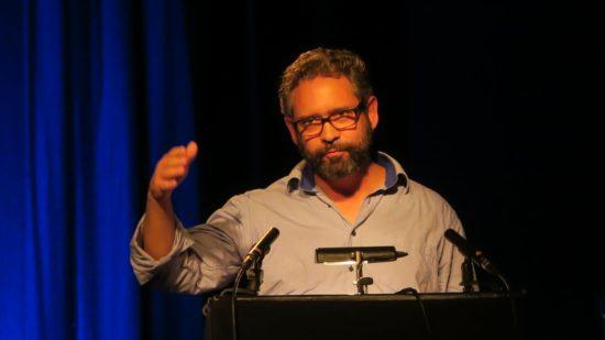 Vorsitzender des Scheune-Vereins: Magnus Hecht