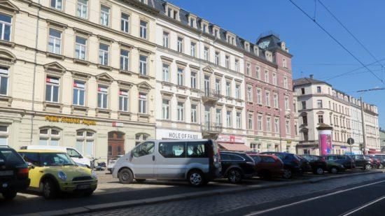 Ein Eschenplatz an der Königsbrücker Straße?