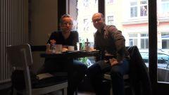 Stephan Bischof trifft... Anton Launer in der Pastamanufaktur am Donnerstag, 28. September