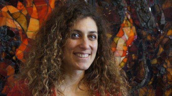 Stefania Karampa entdeckte ihre Liebe zum Mosaik während ihres Kunstgeschichte-Studiums in Griechenland