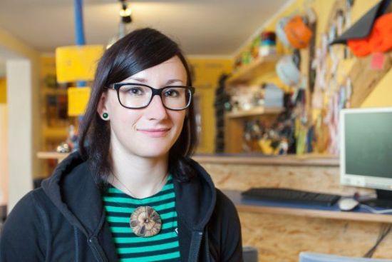 Carolin Scheit - neue Chefin in der Bouldercity