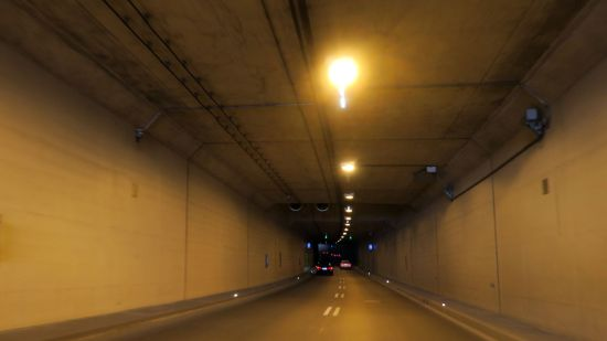 Tunnel Waldschlößchen