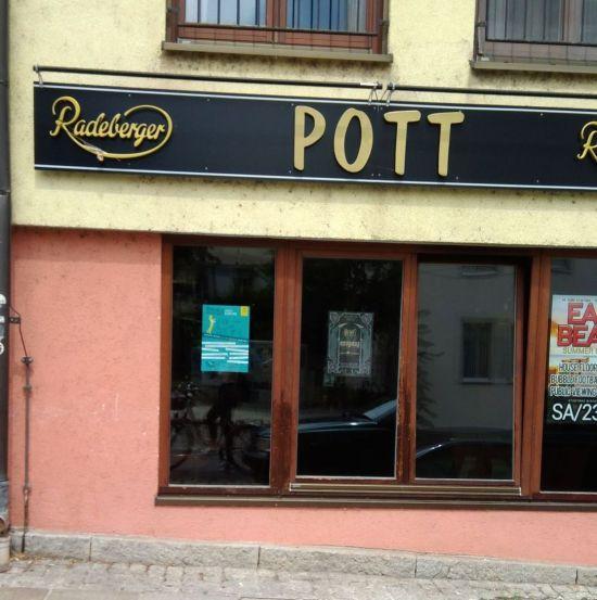 Cafe Pott