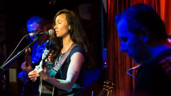 enVivo - Foto: Reiko Fitzke im Blue Note