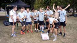 Alaun-PoKahl-Sieger 1. FC Motor Lokomotive Neustadt