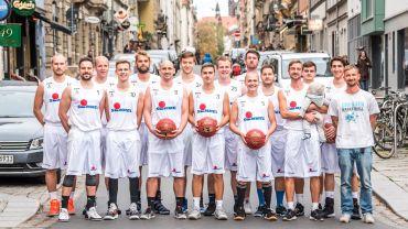 Die Basketballer der BC Dresden Knights