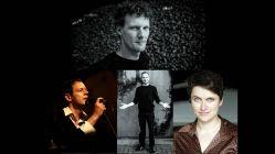 Lesebühnen mit Maik Martschinowsky, Ivo Lotion, Andre Herrmann und Ella Carina