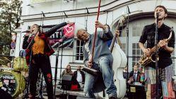 Offbeat Cooperative am Postplatz - Foto: Lisa Weidner