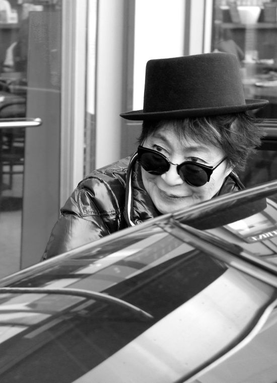 Yoko Ono - Foto: Jean Noël Schramm