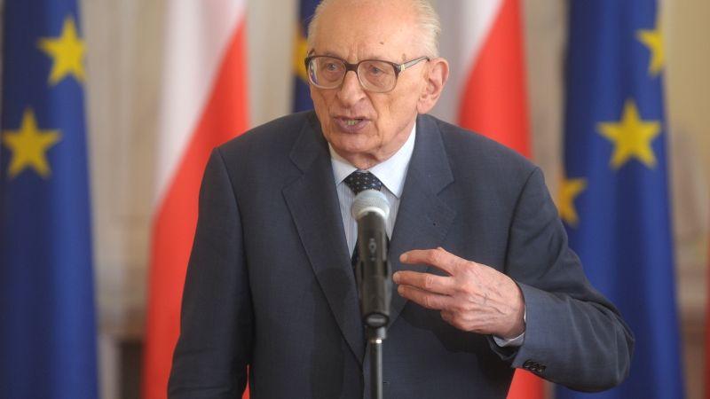 Władysław Bartoszewski - Foto: Archiv Marcin Barcz