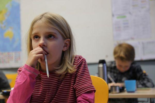Lernen an der Melli-Beese-Grundschule