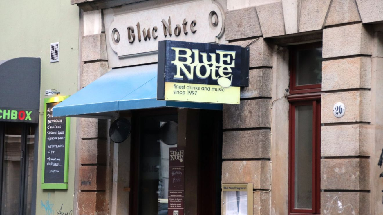 Happy Birthday Blue Note