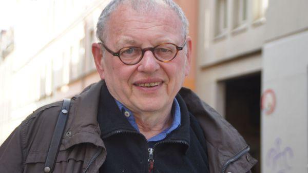 Dietmar Halbhuber möchte Seniorinnen und Senioren in der Neustadt zusammenbringen