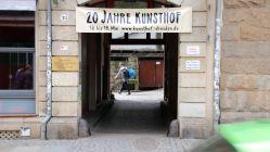 20 Jahre Kunsthofpassage