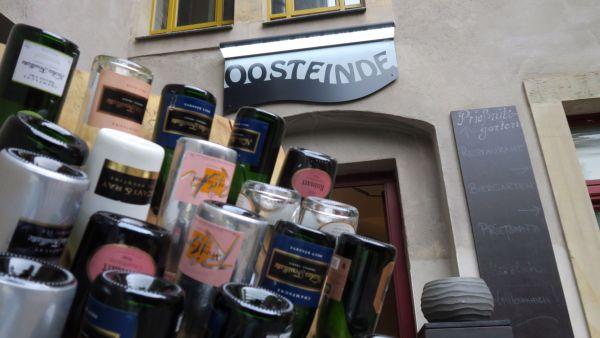 Aus dem Oosteinde wird der Prießnitzgarten.