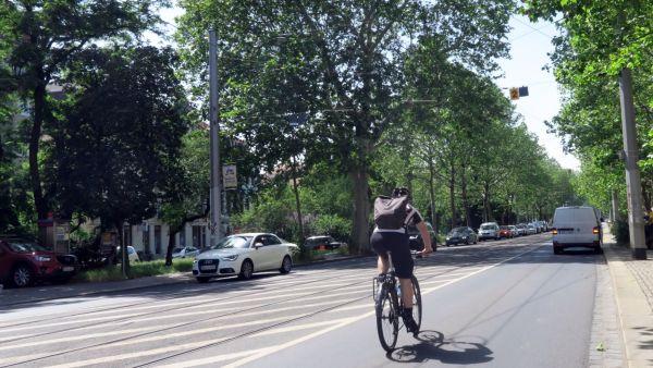 Bautzner Straße: wird ab 24. Juni saniert.