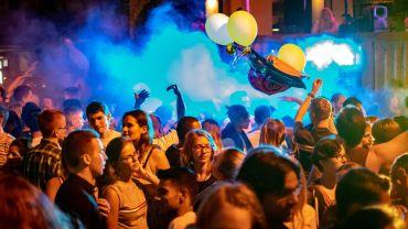 Tanzt die BRN - Foto: Marco Papajewski