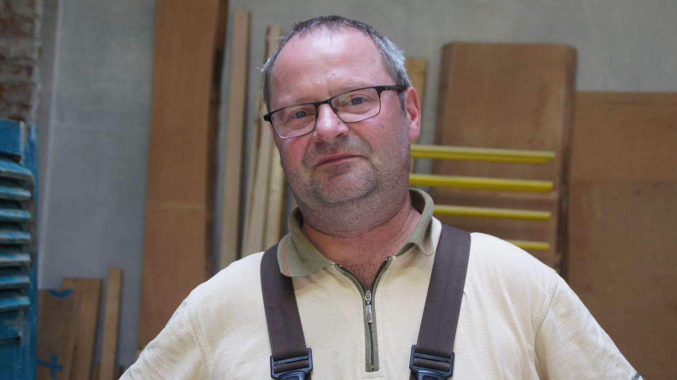 Aus jenem Holze - Tischlermeister Jan Otto