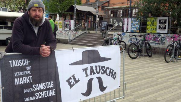 El gran Tauscho mit Ole