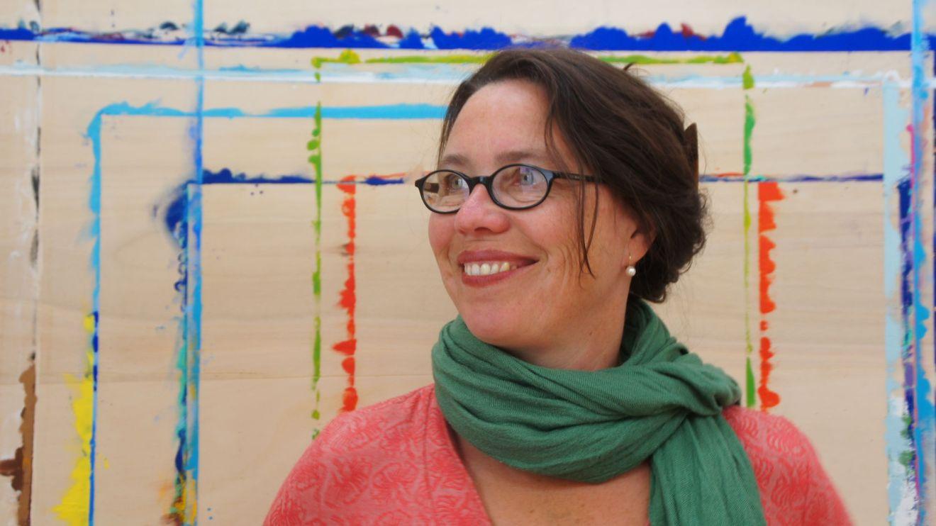 "LOM-Therapeutin Britta Fahr: ""Malen ist Handeln"""