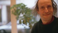 Selbstbildnis Lothar Lange
