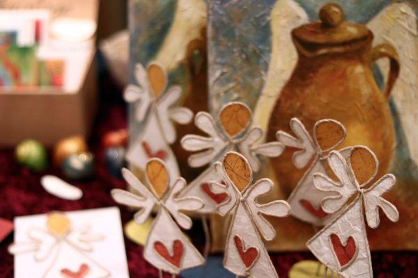 Siebenter Fairer Weihnachtsmarkt in der Dreikönigskirche - Foto: B2MS GmbH