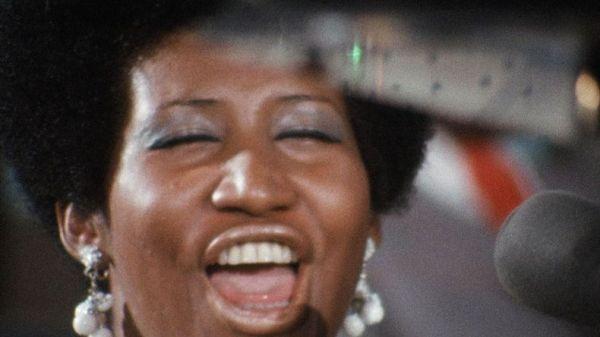 Aretha Franklin - Amazing Grace