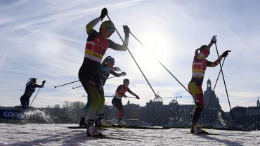 Fis-Ski-Weltcup am Elbufer - Foto: Thomas Eisenhuth