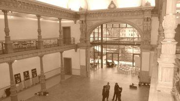 Ehemaliger Ballsaal im Orpheum