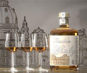 Whisky aus Dresden