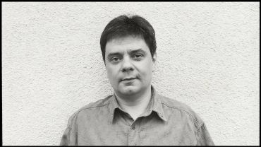 Frank Apel, 1997. Foto: Angela Stuhrberg
