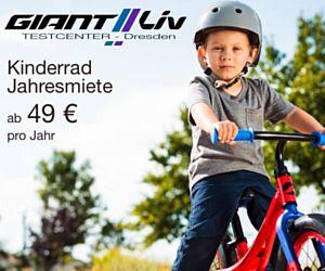 Kinderrad - Jahresmiete