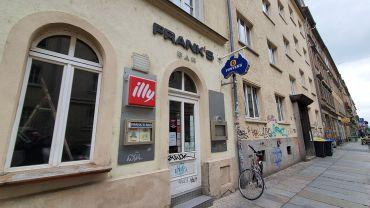 Ab dem 12. Juni wieder geöffnet: Frank's Bar.