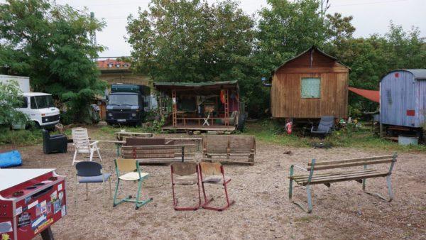 Auf dieser Bühne war zuletzt das Neustadt Art Festival zu Gast.