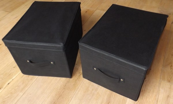 medium boxes pair