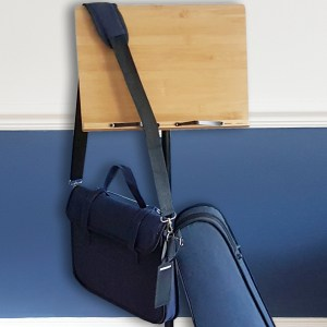 Canvas Sheet Music Bag
