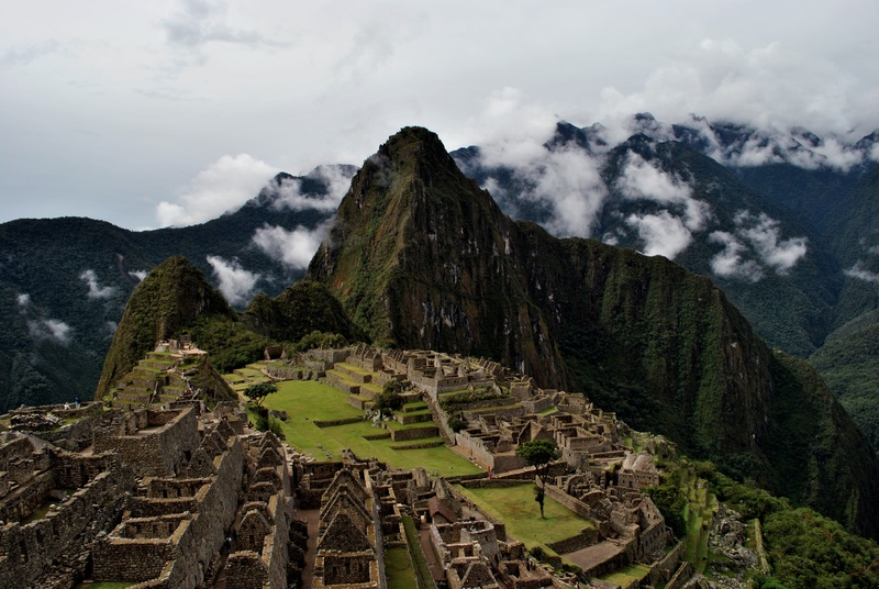 Patrimoine Mondial de l'UNESCO: le Machu Pichu