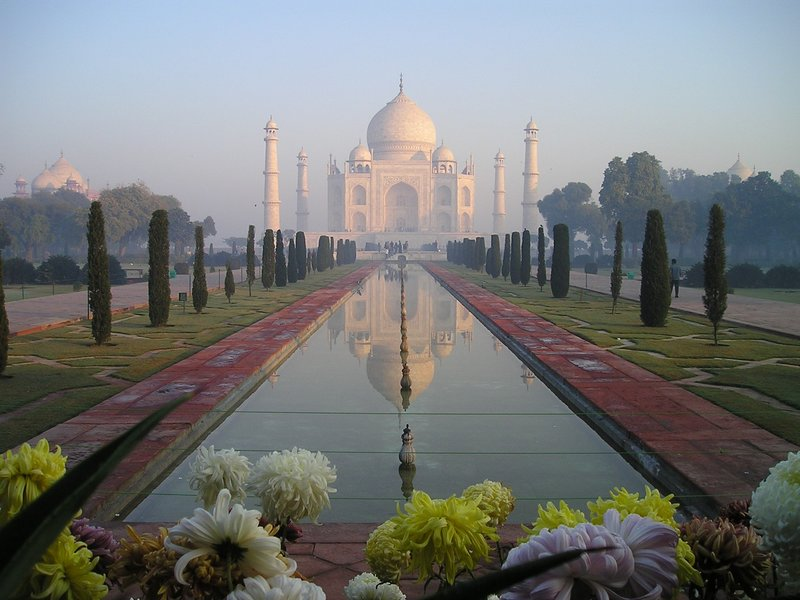 Patrimoine mondial de l'UNESCO: Le Taj Mahal