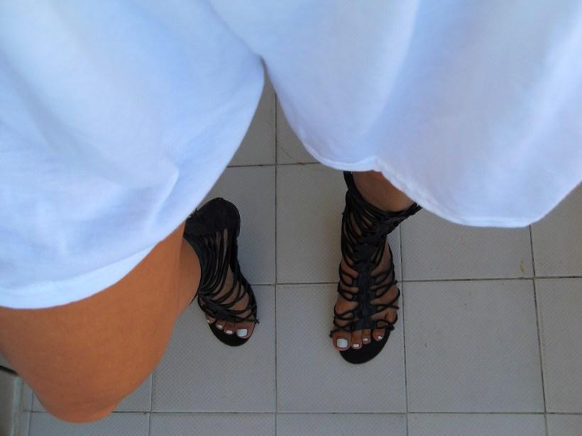 Jumpsuit branco