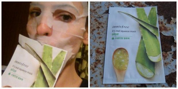 Máscaras faciais naturais