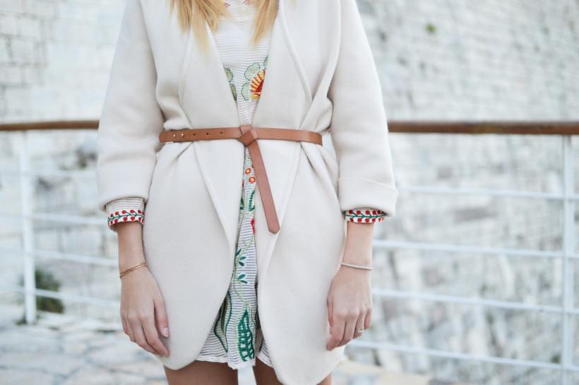 Estilo roupa minimalista