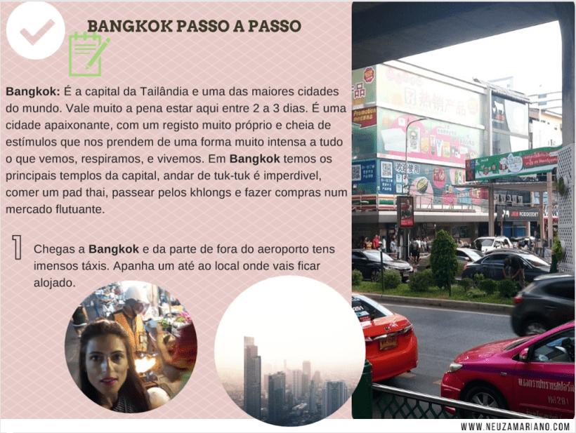 Viagem à Tailândia low cost