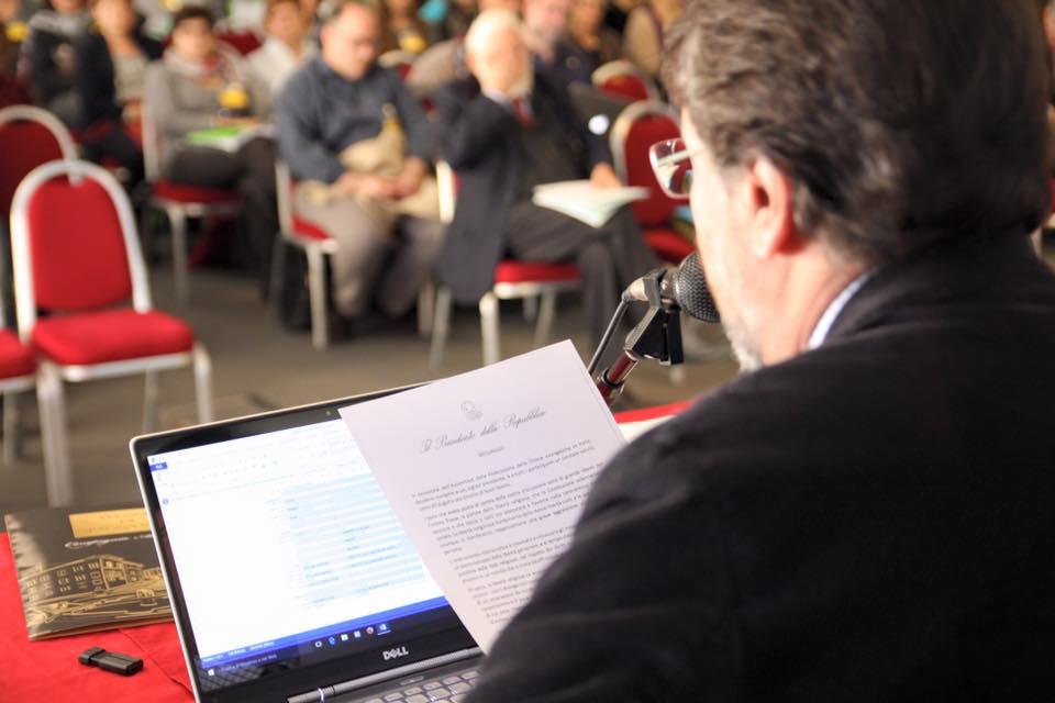 Assise FCEI 2018.Vigilanza e testimonianza evangelica in un paese che cambia