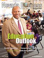 Nevada Business Magazine May 2011 Issue