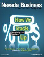 Nevada Business Magazine August 2011 Issue