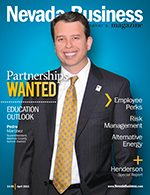 Nevada Business Magazine April 2013 View Issue